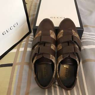 Auth Gucci Classic Shoes