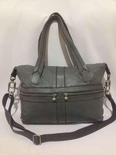 Kipling leather bag