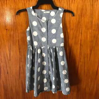 SFERA Polka Dot Dress