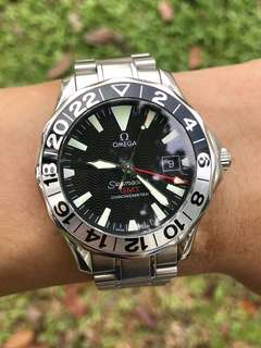 Omeg GMT 50th Anniversary Automatic