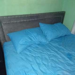 RUSH SALE 12 inch mattress + bed frame slumberland