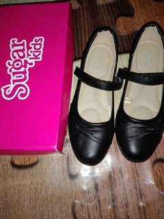 Sugar kids shoes (black shoes)