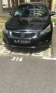 Honda Accord 2.4 Auto Limited