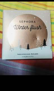 Sephora Winter Flush Blush Palette