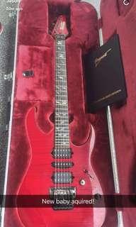 Ibanez J Custom RG8670