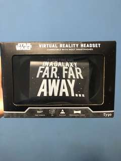 Star Wars Virtual Reality Headset (Brand new)