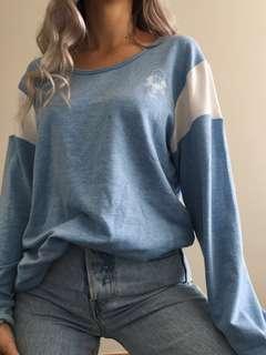 Blue ilabb jumper