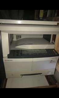 Kyocera Printer with new in Box Toner