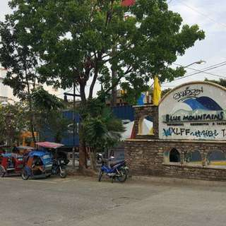 Blue Mountains lot for sale in Sumulong Hiway ANtipolo