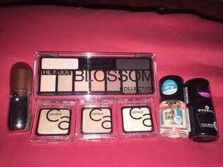 50% Catrice cosmetics set