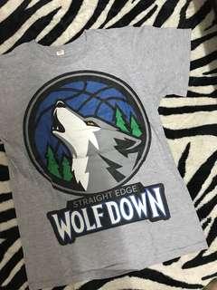 WOLF X DOWN Tshirt
