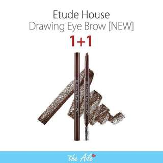 🌟GSS PROMO🌟[1+1]Etude House drawing eyebrow