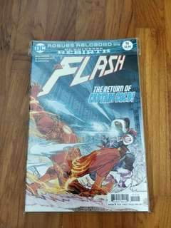 DC Universe Rebirth The Flash #14 - #20