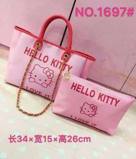 Hello Kitty 2 in 1 Bag