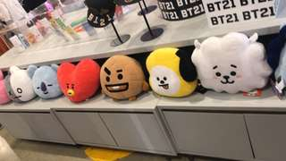 BT21 Official Products