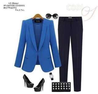 US BLAZER Fits S To L  Price : 450