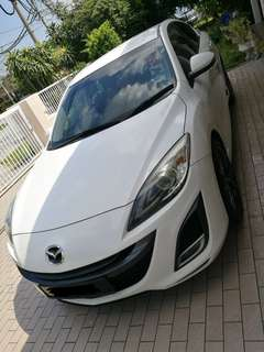 Mazda 3 2.0 2010 CBU