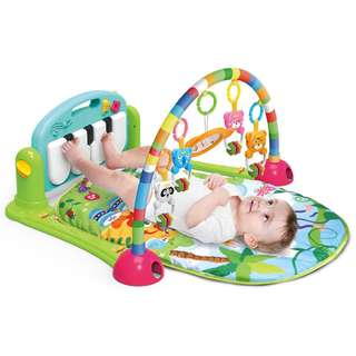 Baby Piano Active Play Pad Green