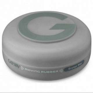 Gatsby Moving Rubber 80g | Grunge Mat (Grey)
