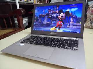 Asus Thin i5/win7/4Gb/128Gb SSD/14inch/Gaming
