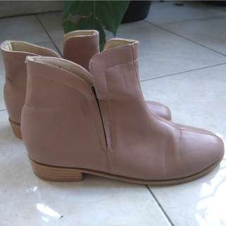 Adorable Custom Ankle Boots