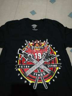 Dickies Red Horse Shirt