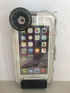 Waterproof Case for iphone 6plus