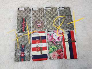 Gucci casing iPhone 7+ 8+