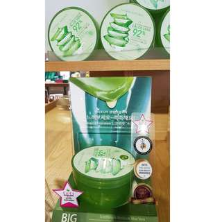 NATURE REPUBLIC Aloe Vera 92% Soothing and Moisture Gel 300ml