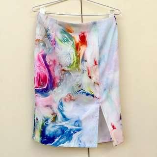 Brand New Indikah Pencil Skirt - Size 10