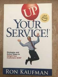 Up your service- Ron Kaufman