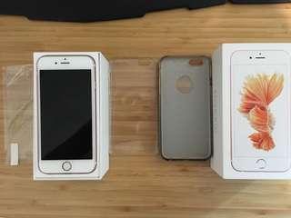 Pristine iPhone 6S