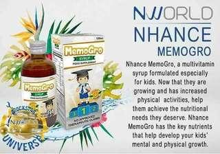 Nhance Memogro