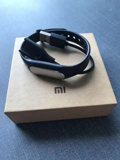 Mi Band (not working, can't charge)