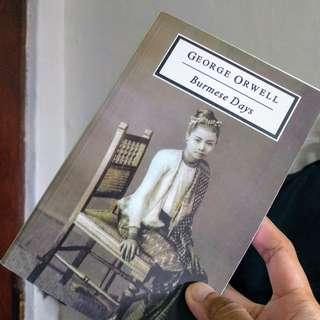 'Burmese Days' by George Orwell