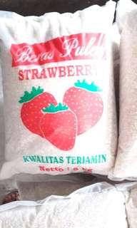 Beras strawbery