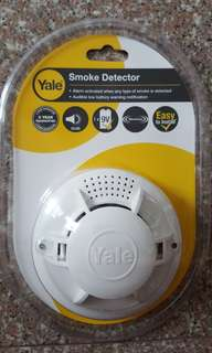 Smoke Detector - Yale E-SD2