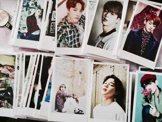 Print Lomo Polaroid Card (20 - 100 pcs!!)