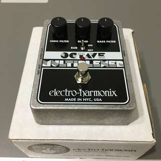 Electro Harmonix EHX Multiplexer Octave