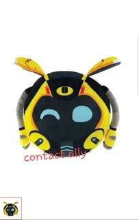 Original Boboiboy Galaxy plush cushion 12inches -ochobot