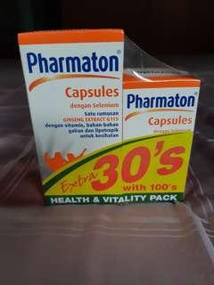 BNIB Pharmaton Multi-Vitamins
