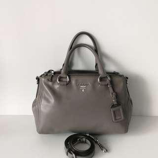 Authentic Prada Full Leather Bag