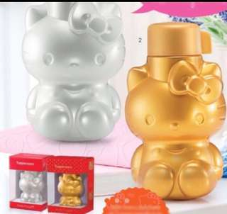 BNIB Tupperware Hello Kitty Authentic Gold available