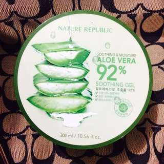 Nature Republic Soothing & Moisture Aloe Vera Gel