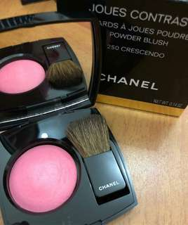 CHANEL Joues Contraste Powder Blush (250 Crescendo)