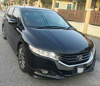 Honda Odyssey RB3 2.4L Sambung Bayar / Car Continue Loan