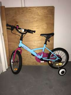 14 inch Kids Bicycle (suitable for 3 to 5yrs age)