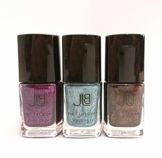 JLB Nail Lacquer / Polish set