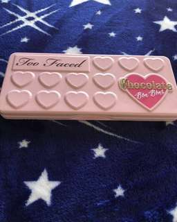 Too faced palette (100% authentic)