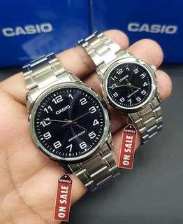 Casio 100%Original Couple watch Limited stocks